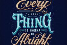 lettering - inspiration