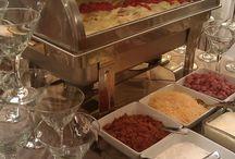 mash potato  bar
