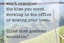 Work hard and play!