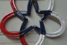 Metall, plast och ståltråd