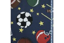 Sports Decorating / Add a competitive edge to your home decor with sports themed futon covers and decorations!