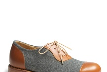 Brogues. / Classy shoes I need for my closet