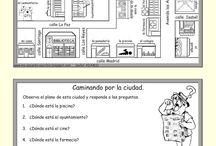 actividades en español
