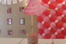 Pinkalicious Birthday Party Inspiration / by Carol Thacker