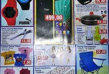Bim aktüel kataloglar / Bim marketlerde aktüel ürünlerinde yayınlandığı kampanya katalogları.