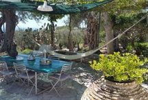 Zoe Paxos Holiday Home outdoors