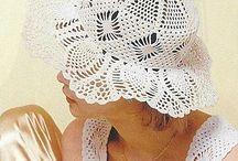 crochet - hat/scarf/glove / by Colleen Heath