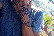 Henna ideas / Simply henna