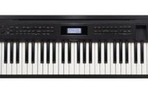 Musical Instruments - Keyboards