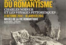 Voyages pittoresques et romantiques / http://lespetitsmaitres.com/2014/10/aux-sources-du-romantisme-taylor-nodier/