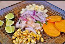 Peruvian food !