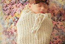 Crochet Photo Props