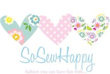 Me / All things me and So Sew Happy!