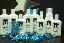 MALCOLM'S LINE / MALCOLM'S LINE - Highly researched and clinically tested; the exclusive Biomineral Technology in each of the products is a unique selection of minerals and protein that achieve that product's specific results.