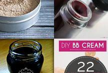 DIY Make-up Recipes