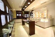 Jewelry Store Inspirations