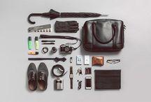 鞄・鞄の中身