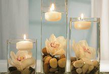 ideas for wedding display