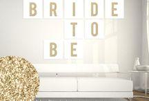 ~ Bridal shower decor