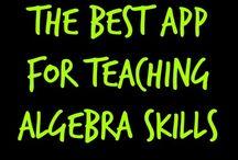 Matematik apps / Forskellige matematik apps