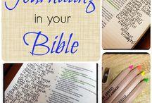 JOURNALING BIBLE / by Glenda Carroll