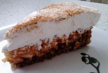 Apfelkuchen / Μηλόπιτα