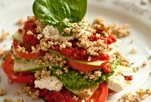 """Raw food & Vegetarian / by Terri """"Frugal After Fifty"""" Ness"""