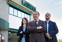 Company Management Interview / LAUMAS'  Company Management Interview