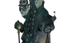 Creatures - Magical constructs, Puppets, Golems