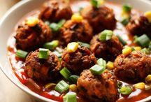 Vegetarian Food / Vegetarian food inspiration.