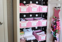 Organization  / How to manage clutter in a small home. God knows with 2 messy boys I need a few good tips! / by Melissa Parker