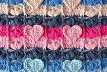 Best Crochet Stitches / Los mejores puntos en Crochet