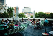 Melbourne Rooftop bars / by BarRaiders