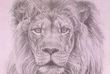 Kresba portrétu jako dárek / Nakreslený portrét milované osoby nebo zvířátka může být ten nejkrásnější dárek.  Objednejte si portrét na: http://kresba-tuzkou5.webnode.cz/