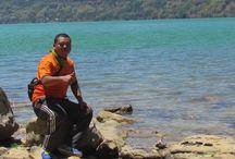 Sano Nggoang lake, Flores