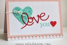 Stampin' Love (Valentines)