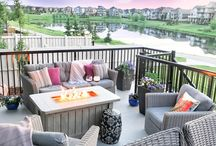 Patios and Outdoor Spaces / Comfortable and stunning patio and outdoor space inspiration