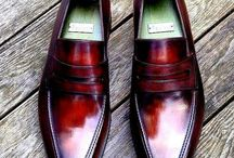 Shoes / Goodyear welted shoes - Meermin, Barker, Loake, Berlutti, Carmina and more.