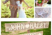 Bryllup inspirasjon