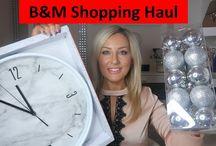 shopping hauls
