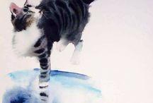 Art of cats