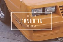 Totally Tuned In Tuesday / A ripe selection of jams served fresh every tuesday!