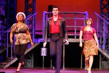 """""""Saturday Night Fever"""" - 2017 Season - August 9 - September 3, 2017 / Based on the Paramount/RSO Film and the Story by Nik Cohn.  Adapted for the stage by Robert Stigwood in collaboration with Bill Oakes. Brooklyn-born Tony Manero loves to DANCE on the weekends, and he's about to enter a dance competition and fall in love!! It's late 1970's and DISCO is here! Get ready for some Night Fever and the nostalgic songs of the Bee Gees!"""