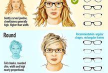 morphologie lunette / maquillage