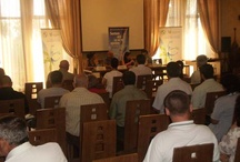 """Craiova - Workshop """"Controlul Integrat al Poluarii"""" / Ministerul Mediului şi Pădurilor vă invită la deschiderea Campaniei de sensibilizare şi conştientizare a Proiectului """"Controlul Integrat al Poluarii cu Nutrienţi"""" in bazinul Hidrografic Jiu (din care fac parte judeţele Dolj, Gorj şi Mehedinţi). Deschiderea campaniei va avea loc maine, 17 iulie, la ora 11,00 la hotelul Helin Aeroport din Craiova"""