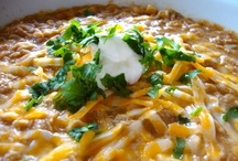 Crockpot Recipes / by Hannah Ballew