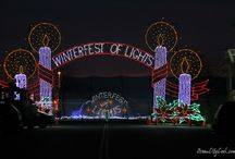 Winterfest of Lights 2014 / The 'Winterfest of Lights' 2014 at Northside Park in Ocean City, MD | On display from Nov 20th, 2014 through January 5th, 2015, Sunday - Thursday from 5:30 - 9:30 pm, Friday & Saturday from 5:30 - 10:30 pm #ocmd