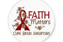 Brain Aneurysm Awareness for Andrew