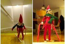 Hilariously Brilliant Elf On The Shelf Ideas