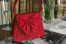 """L'Insolente"" bags by Les Chaussons de la Belle / A delightful jewel of a bag ..."